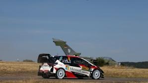 Танак спечели рали Германия за втори път и продължава WRC серията си