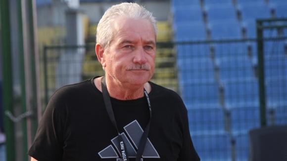 Асистентът на Феро: Изпуснахме много, ЦСКА спечели една точка