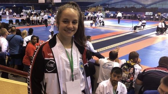 Световната медалистка Ния Христова: Имах своите шансове за златото