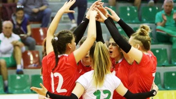 България ще играе за бронза на Балканиадата за девойки