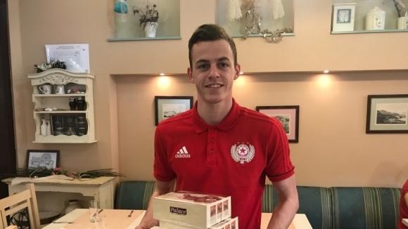 ЦСКА-София праща талант на операция в Германия