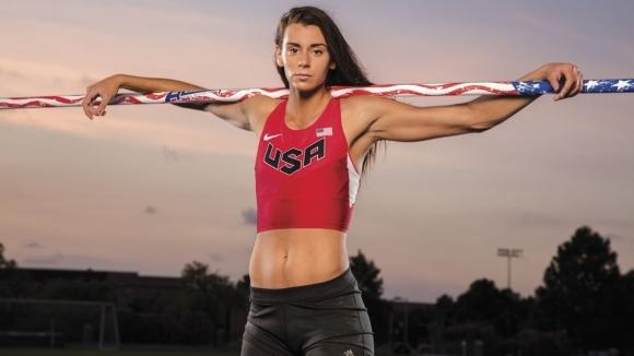 Американска състезателка в овчарския скок отнесе 4 години за допинг