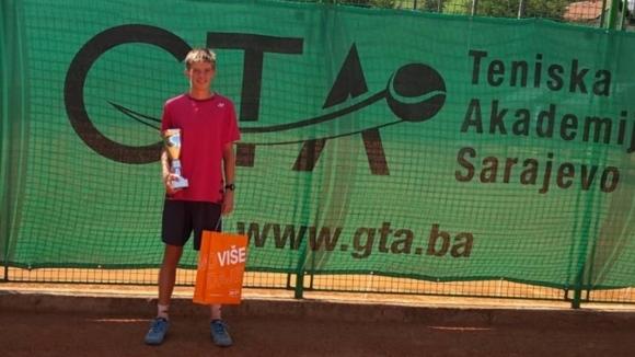 Пьотр Несторов е шампион в Сараево