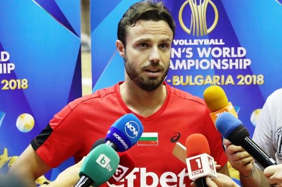 Теодор Салпаров: С добра игра можем да продължим напред