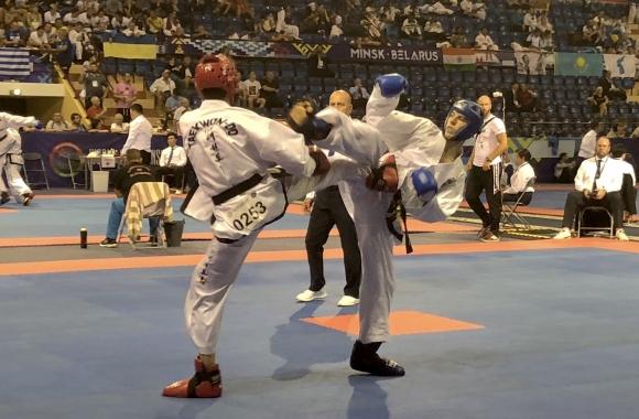 Атанас Пищалов донесе нов медал на България