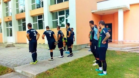 Садово с историческа победа в Трета лига