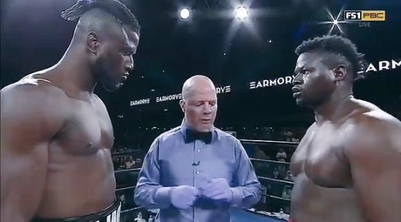 Най-бързата победа в историята на бокса (видео + снимки)