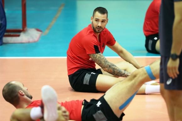 Волейболист отказа да влезе в игра за България! Пламен Константинов го изгони от националния отбор