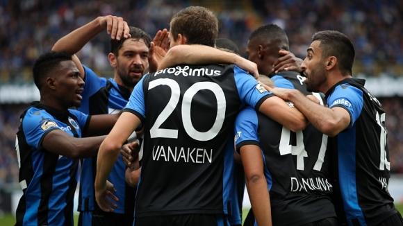 Брюж измести Андерлехт от върха с победа в дербито