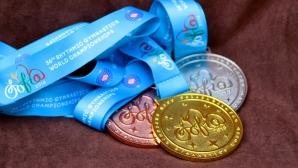 300 килограма благороден метал за Световното по художествена гимнастика
