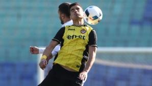 Ботев (Пловдив) преотстъпи свой футболист във Втора лига за трети път