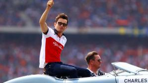 Шарл Леклер може да попадне в Хаас, ако Райконен остане във Ферари