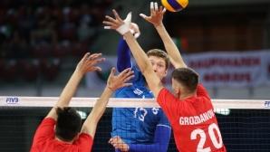 Дмитрий Мусерский подписа договор за 2 години със Сантори Сънбърдс