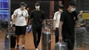 Изгониха четирима японски баскетболисти от Азиатските игри, поръчали си проститутки