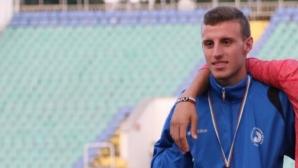 Християн Стоянов е шампион на Европа
