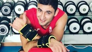 Цецо Соколов и Лубе започнаха подготовка за новия сезон (видео + снимки)