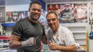 Треньор готви Джойс да се бие с Уайлдър и Джошуа до 2019 г.