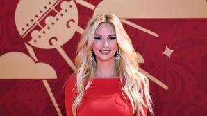 Сексбомбата Лопирева се предложи на Катар