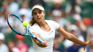 Тежка загуба за Вики Томова на US Open