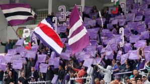 Етър пълни стадиона за мача с Левски