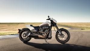 Новият Harley-Davidson FXDR 114: Мощност в излишък