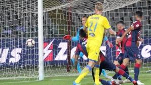 Фрозиноне и Болоня продължават да търсят първия гол