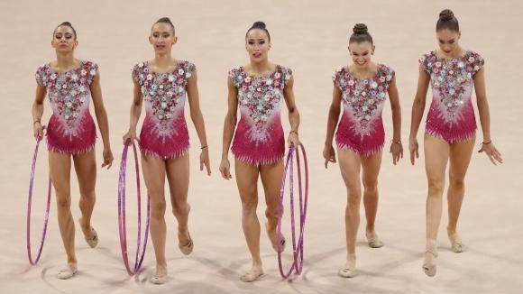 Илиана Раева засипа с похвали българските гимнастички преди Световното в София