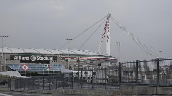 Ювентус ще гради нов стадион
