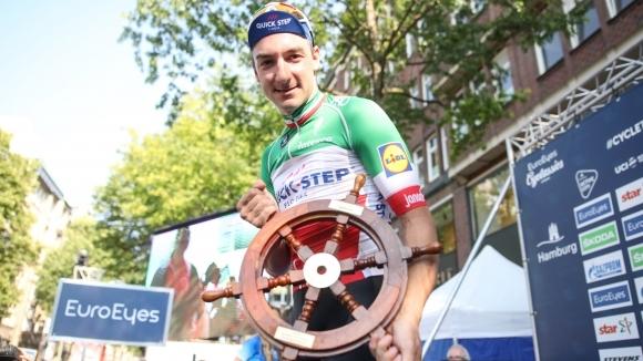 Италианец спечели третия етап на колоездачната Обиколка на Испания