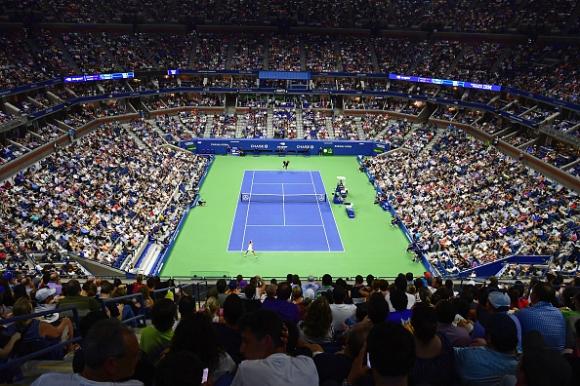 US Open, резултати от първия кръг