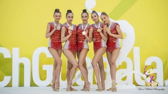 Ансамбълът се готви за безгрешна игра на Световното в София