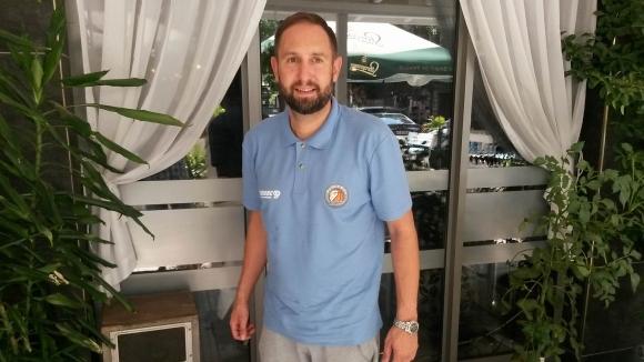 Новият треньор Костич: Нямаше да съм тук, ако не вярвах в Академик Бултекс