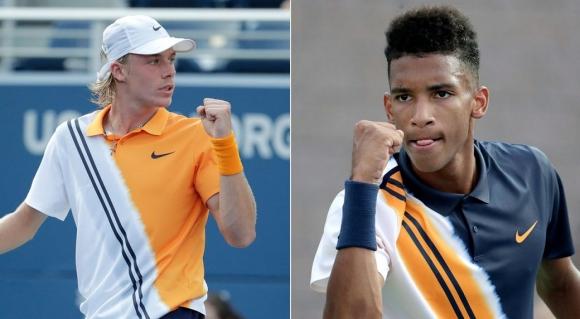 Тъжен край на мача между двама от най-големите таланти в тениса