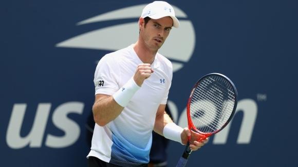 Мъри няма очаквания за US Open, нищо че победи