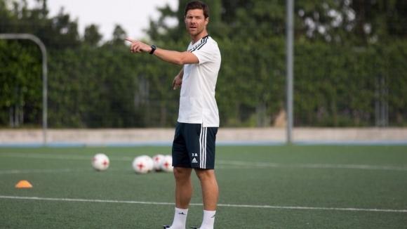 Чаби Алонсо се завърна в Реал