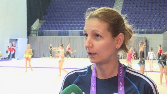 Мария Гатева ще бъде сътрудник на генералния секретар на FIG