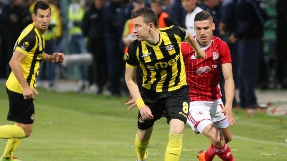 Билети за Ботев Пд - ЦСКА-София ще се продават и в деня на мача