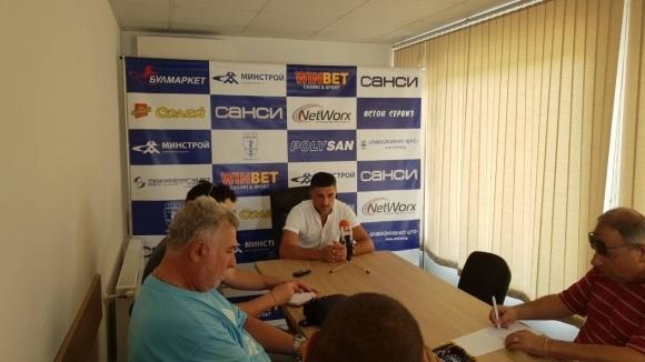Национал на България аут за Дунав срещу Лудогорец - Орачев: Искахме Иса, но той ни излъга