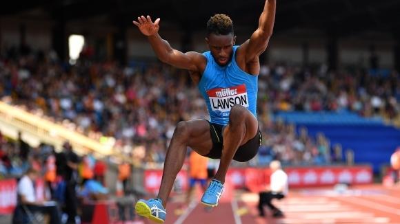 Световният вицешампион на скок дължина даде положителна допинг проба