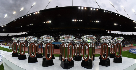 Всички носители на диамантените трофеи от Цюрих 2018