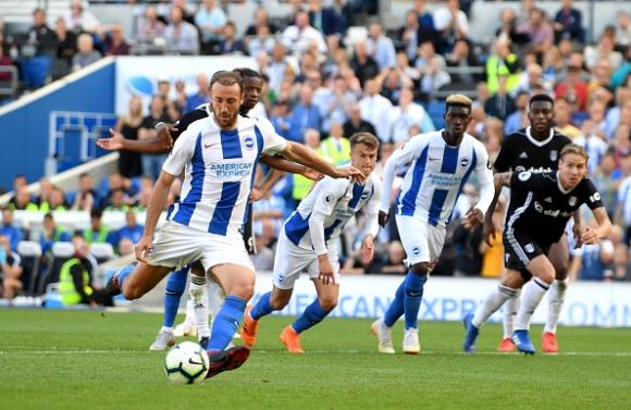 Глен Мъри герой за Брайтън, Фулъм изпусна аванс от два гола