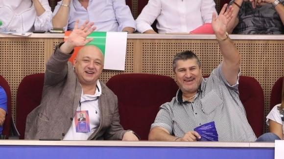 Министърът на спорта откри обновена волейболна зала в Русе