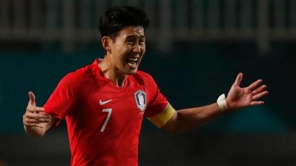 Южна Корея спечели Купата на Азия срещу Япония, Сон може да диша спокойно
