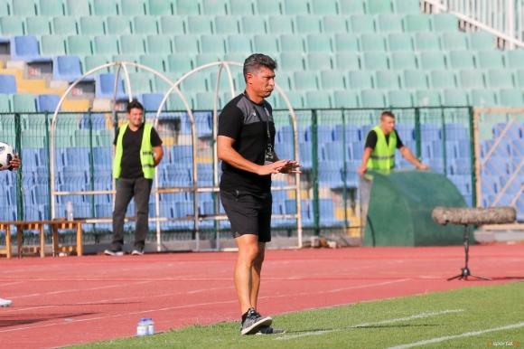 Балъков призна за Спортинг