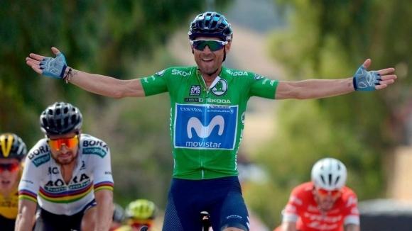 Алехандро Валверде спечели осмия етап от Обиколката на Испания