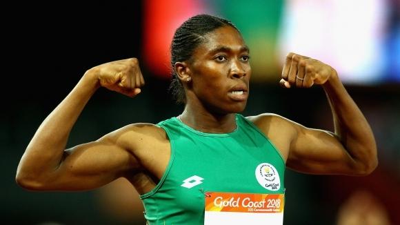 Семеня с рекордно бягане на Олимпийския стадион в Берлин