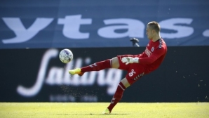 Дебютант в Ла Лига подписа с национал на Сърбия