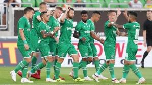 90 минути делят Лудогорец от групите на Лига Европа