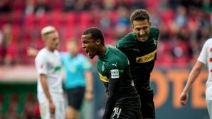 Рекордната покупка на Борусия (М) започна с головете и в първенството