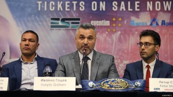 Промоутърът Гоцев: Парите сега не са важни, мач с Джошуа носи десетки милиони долари
